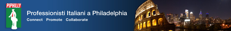 PI-Philly - Professionisti Italiani a Philadelphia